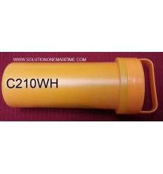 Achilles Emergency Repair Kit Hypalon (CSM) White/Gray C210WH