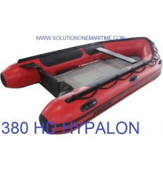 380 Heavy Duty 2014 Model Red Hypalon Free Shipping