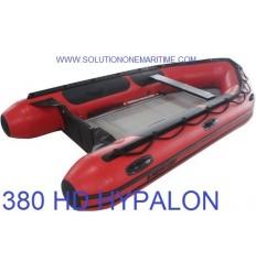 380 Heavy Duty 2014 Model Red Hypalon Free Shipping