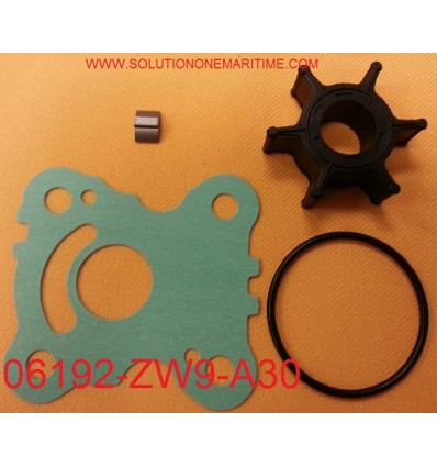 HONDA 06192-ZW9-A30 Water Pump Kit BFP8D XL & BFP9.9D XL 4-Stroke Model Honda