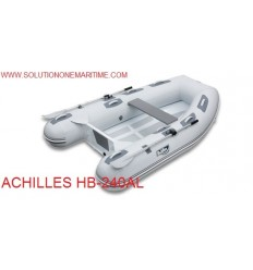 ACHILLES HB-240AL  RIB 2017 Model GREY Hypalon Free Shipping