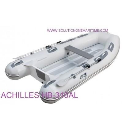 ACHILLES HB-310AL  RIB Model GREY Hypalon