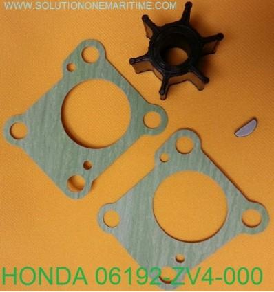 Water Pump Impeller Kits 06192-ZV4-000 replacement for HONDA Marine