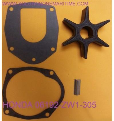 HONDA 06192-ZW1-305 Water Pump Kit BF75AT, BF75AW, BF90AT & BF90AW 4-Stroke Model Honda