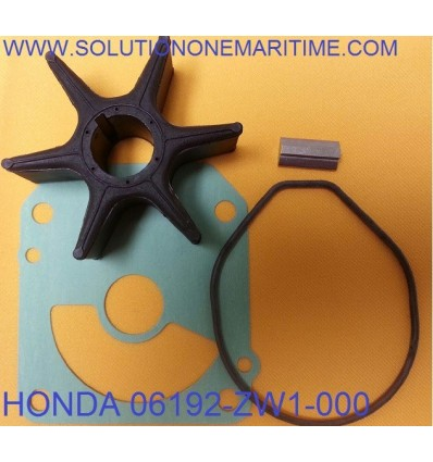HONDA 06192-ZW1-000 Water Pump Kit BF75 AX & BF90 AX 4-Stroke Model Honda