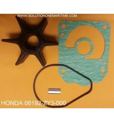 HONDA 06192-ZY3-000 Water Pump Kit BF200 K0 & K1 & BF225 KO & K1 4-Stroke Model Honda