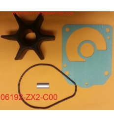 HONDA 06192-ZX2-C00 Water Pump Kit BF250A & BF250A 4-Stroke Model Honda