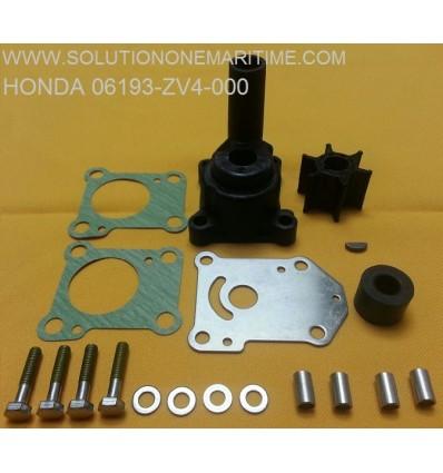 Wingogo 06192-ZV4-000 Water Pump Impeller Service Kit Replacement for Honda Marine 9.9//15HP BF9.9 BF15 4-Stroke Boat Motor Parts Sierra 18-3280 06192-ZV4-A00 06192ZV4000.
