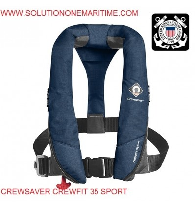 Crewsaver Crewfit 35 SPORT USCG 9500NBM