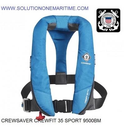 Crewsaver Crewfit 35 SPORT USCG 9500BM