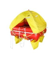 ZODIAC Coaster ISO 9650 Life Raft 4 Person Valise [Z20509] Free Shipping