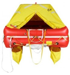 ZODIAC Open Sea Offshore ISO 9650 Life Raft 4 Person Valise [Z20609] Free Shipping
