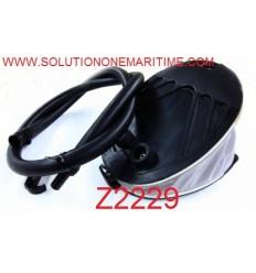 Zodiac Military Heavy Duty Foot Pump Z2229
