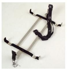 Viking Stainless Steel Cradle w/Lashings