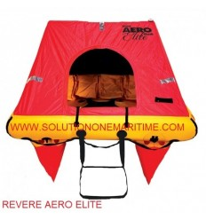 REVERE AERO Elite Life Raft 4 Person Valise  w/ Canopy [45-AE4V] FREE SHIPPING