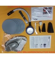 Zodiac Hurricane Major Emergency Repair Kit Hypalon Grey R-K-2002-ST-G