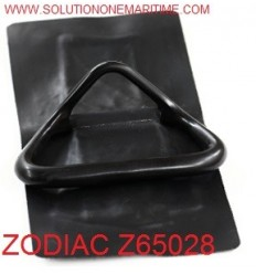 Zodiac Z65028 Handle Bow Hypalon Black Coated