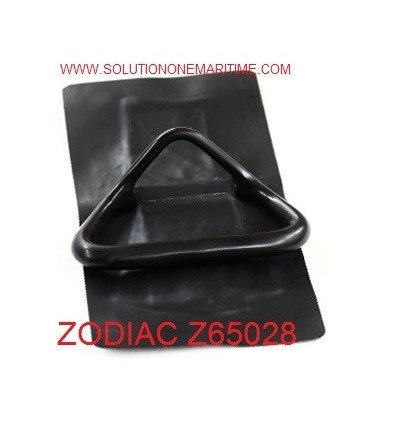 Zodiac Z65028 Handle Bow Hypalon Black Coated
