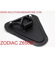 Zodiac Z65027 Handle Bow PVC Black Coated