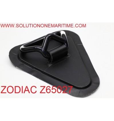 Zodiac Z65027 Handle Bow PVC Black Coated