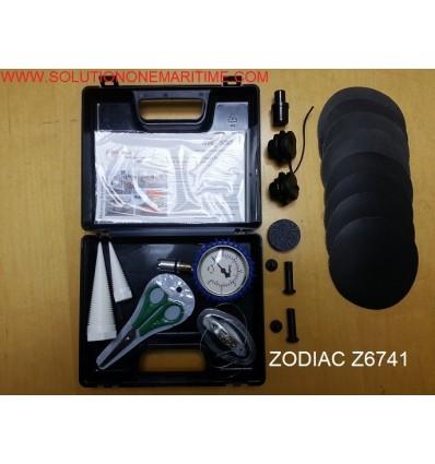 Zodiac emergency repair kit hypalon z6741 - Kit reparation piscine zodiac ...
