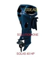 SOLAS Outboard 40 HP Free Shipping
