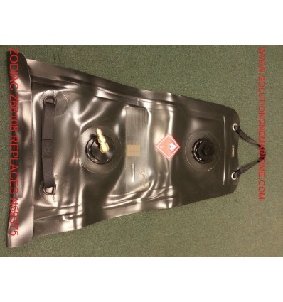 Zodiac 6 Gallon Fuel  Tank Z66108 / N59375
