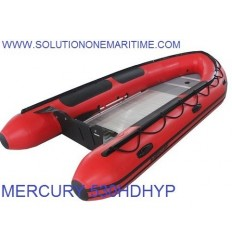 Mercury 530 Heavy Duty 2017 Model  Hypalon Free Shipping
