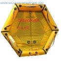 Crewsaver Rescue Compact C.A.S.E. 6 Person Valise 55-00010 FREE SHIPPING