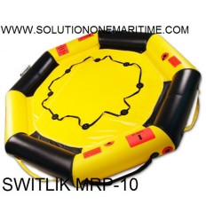 Switlik Marine Rescue Platform 10 Person MRP-10 Valise Free Shipping
