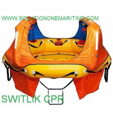 Switlik Coastal Passage Raft 6 Person CPR-1140-206 Container Free Shipping
