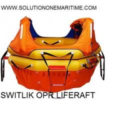 Switlik Offshore Passage Raft 6 Person TSD OPR-1330-101 Valise Free Shipping