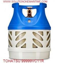 Tohatsu 2.62 Gallon Propane Fuel Tank 99999VC11R