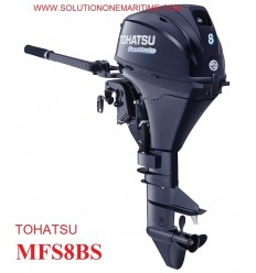 Tohatsu 8 HP 4-STK 2018 Short Shaft [MFS8BS] Free Shipping