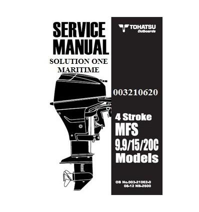 tohatsu outboard service manual four stroke 9 9 hp 15 hp 18 hp c rh solutiononemaritime com tohatsu 3.5 repair manual tohatsu outboard repair manual download