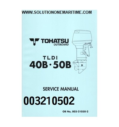 tohatsu outboard service manual tldi two stroke 40 hp 50 hp b rh solutiononemaritime com Chilton Manuals 02 Mazda Protege5 Repair Manuals