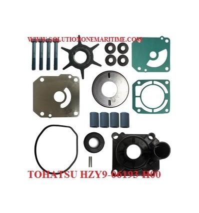HZY9-06193-H01 Water Pump Kit BFT75A & BFT90A 4-Stroke Model TOHATSU