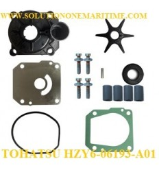 HZY6-06193-A01 Water Pump Kit BFT115A & BFT150A 4-Stroke Model TOHATSU