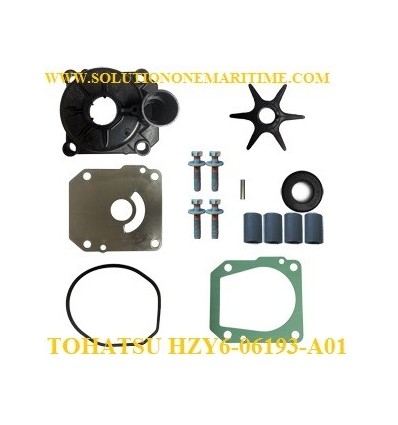 HZY6-06193-A01 Water Pump Kit BFT115A & BFT150A 4-Stroke Model TOHATSU