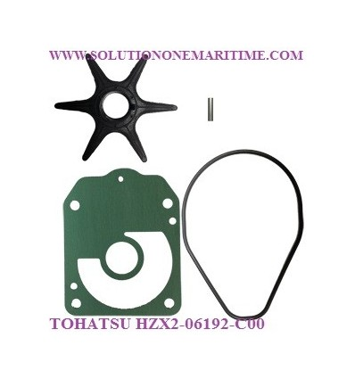 HZX2-06192-C00   Water Pump Kit BFT250A 4-Stroke Model TOHATSU