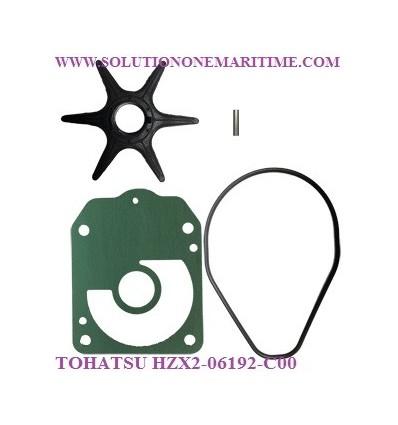 HZX2-06192-C00   Water Pump Kit BFT250A 4-Stroke Model TOHATSU