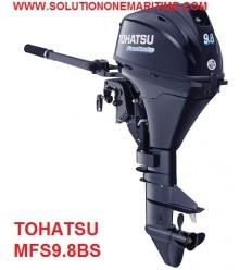 Tohatsu 9.8 HP 4-STK 2017 Short Shaft [MFS9.8BS] Free Shipping