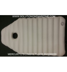 Mercury Air Deck Floor 8M0068686for 270 Dinghy ALL Models