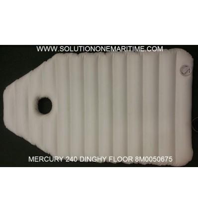 Mercury Air Deck Floor 8M0050675 for 240 Dinghy ALL Models