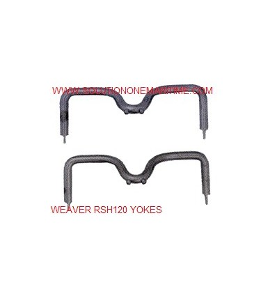 WEAVER RSH120 STAINLESS STEEL YOKE FOR RP101