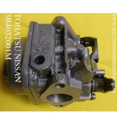 Tohatsu Nissan Carburetor, 6HP 4-stroke All A & B Models 3R4032001M FREE SHIPPING