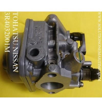 Tohatsu Nissan Carburetor, 6HP 4-stroke All A & B Models 3R4032001M