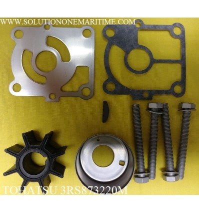 3RS873220M Water Pump Kit 9.9-20 HP EFI 4-Stroke models NISSAN/TOHATSU