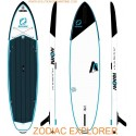 Zodiac Explorer Stand Up Inflatable Paddle Board Free Shipping