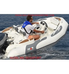 Avon 360 Seasport Deluxe Rib with Tohatsu 40 hp EFI, 2019 Model, Hypalon
